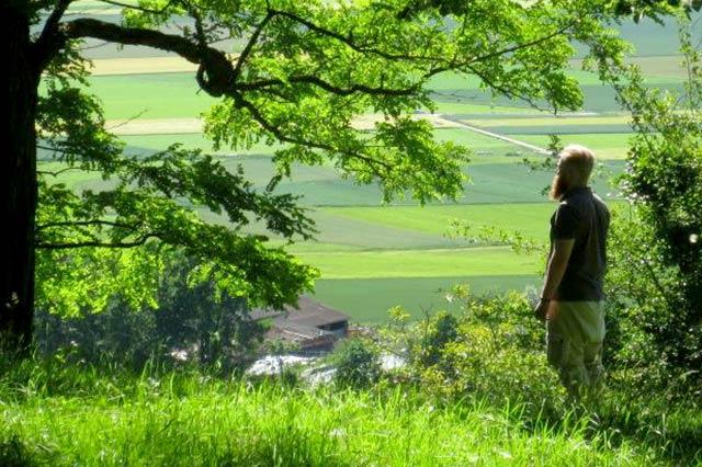 Natur Coaching, Mensch in der Natur